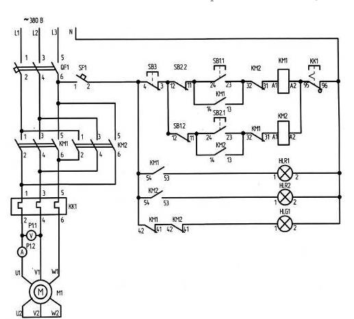 Рисунок 1 – Электрическая