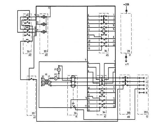 Рисунок 4 – Монтажная схема