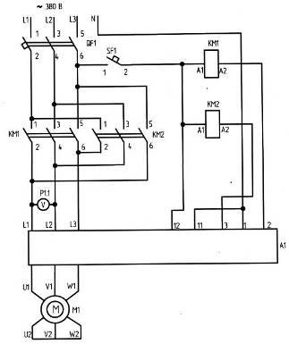 23 – электрическая схема