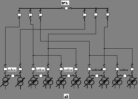 Радиально петлевая схема электроснабжения фото 823