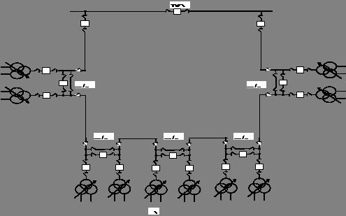 Радиально петлевая схема электроснабжения фото 602